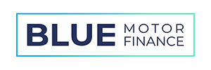 Blue Motor Finance logo